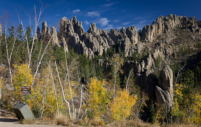 1. Cathedral Spires Trail