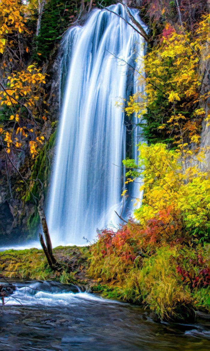 Black Hills State >> 6 Amazing Hidden Waterfalls In South Dakota