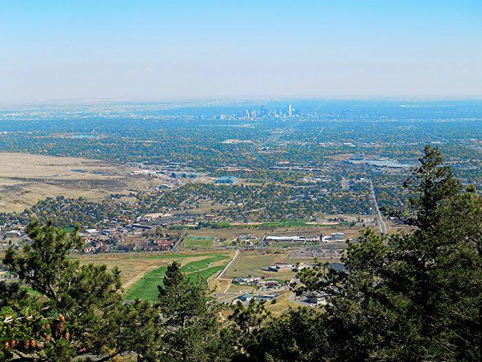 8. Lookout Mountain (Golden)