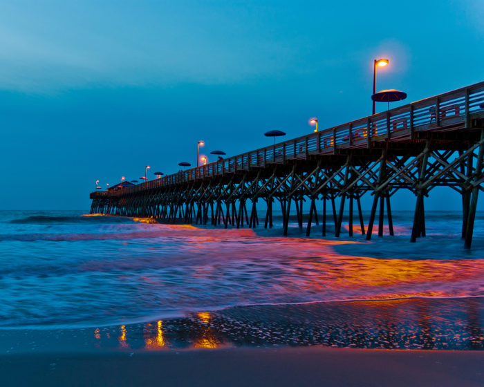 9 Of The Best Piers In South Carolina For Family Fun And Fishing