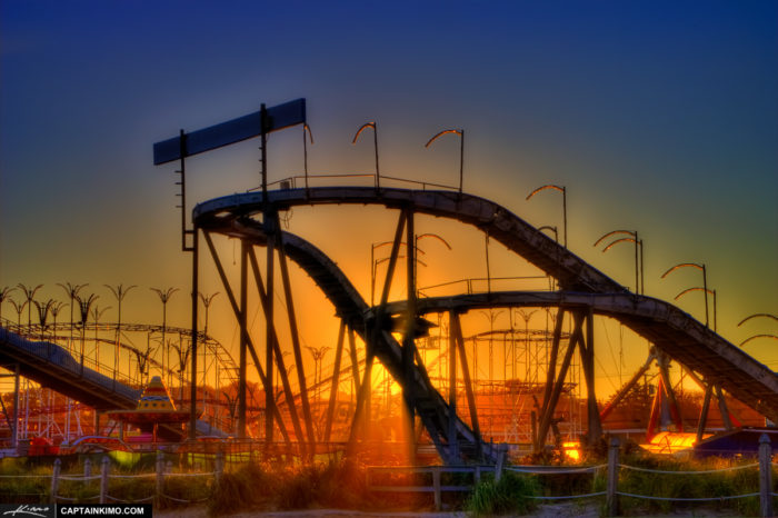 17. Palace Playland and The Pier, Old Orchard Beach