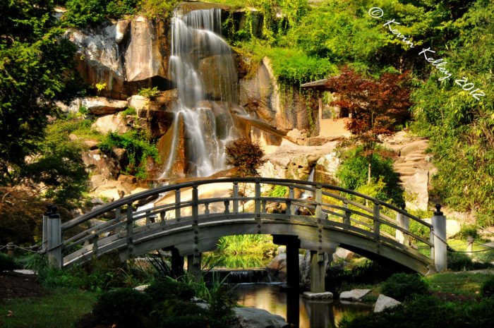 2. Maymont Waterfall
