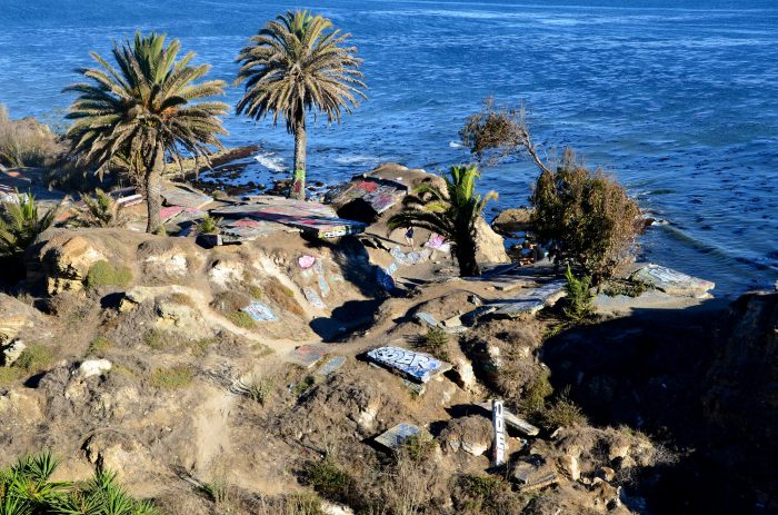 San Pedro Cliffs
