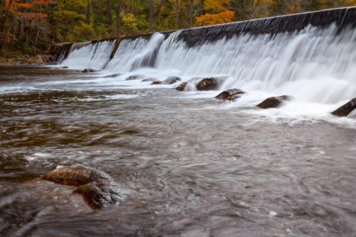 6. Mock Mill Falls
