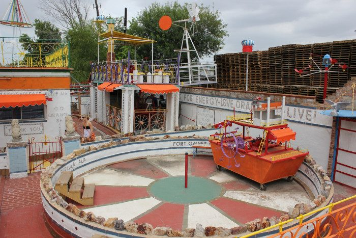 6. Texas: The Orange Show, Houston