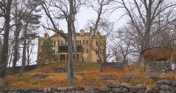 1. The Jacob Broom House / Eleutherian Mills / Hagley Estate