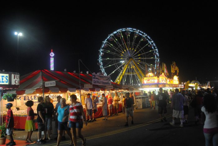 10. To them, the State Fair is Life.