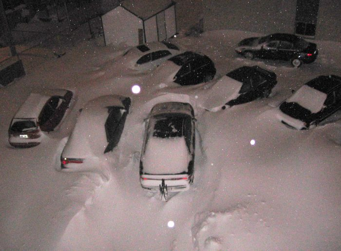 """11. See this and say """"it's barely a dusting!"""""""