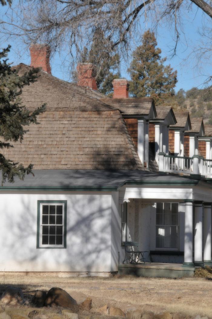 7. Fort Stanton: Fort Stanton Museum