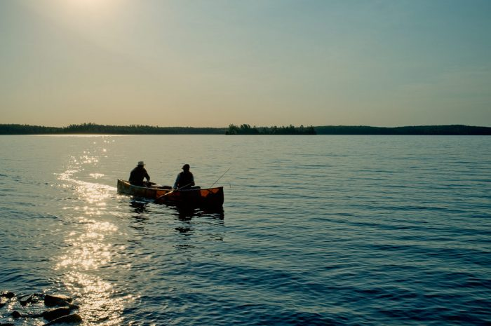 15. Finally, spending time in a canoe with someone is the best way to bond, and it's an amazing team building experience for friends, families and even coworkers.