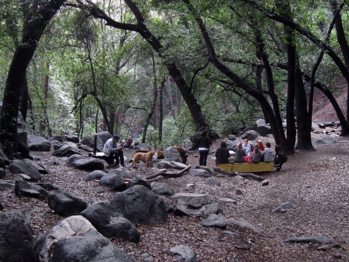 6. Hoegees Camp -- San Gabriel Mountains