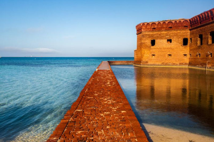 6. Dry Tortugas National Park