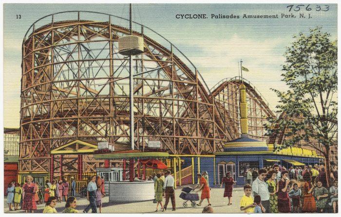 12. Palisades Amusement Park, Cliffside Park/Fort Lee
