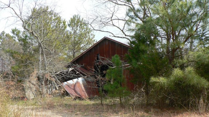 9. Another Abandoned Barn