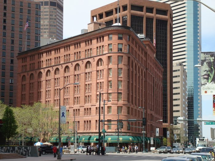 9. The Brown Palace Hotel
