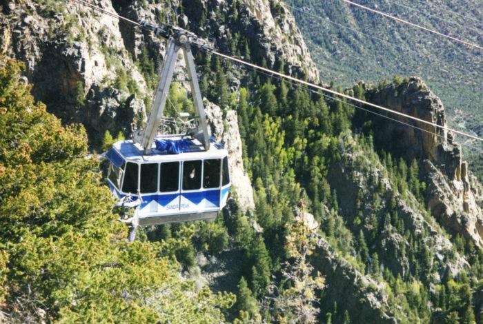 2. Sandia Peak Tramway, Albuquerque