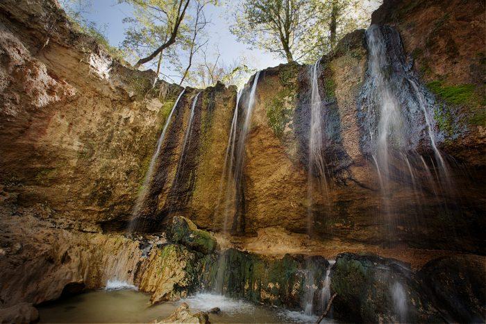 6) Clark Creek Natural Area, Fort Adams