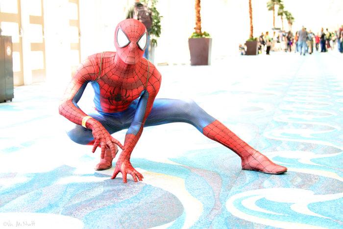 4. Fastest Marathon in a Superhero Costume