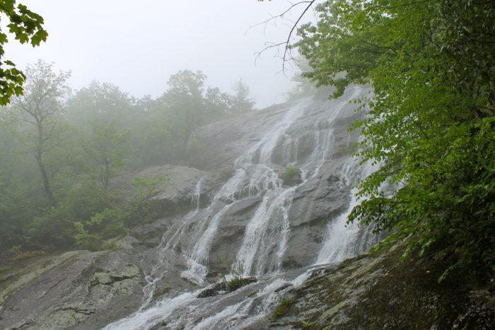 1. Crabtree Falls