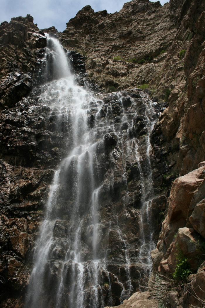 8.  Waterfall Canyon, Ogden
