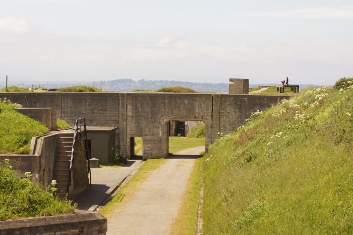 9. Fort Casey State Park, Whidbey Island