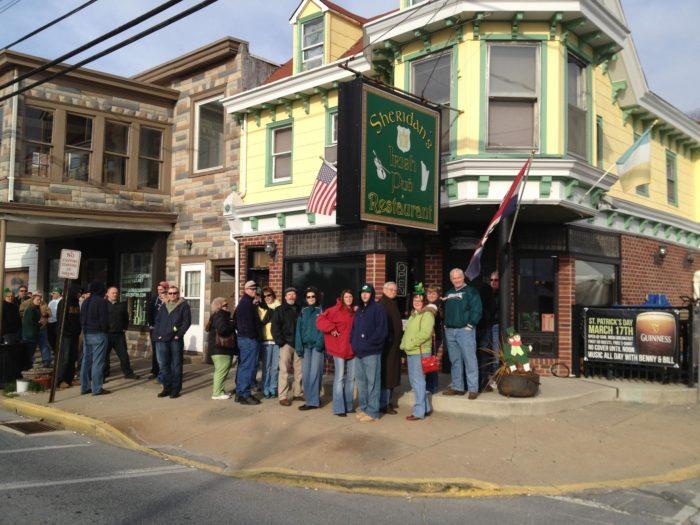 4. Sheridan's Irish Pub, Smyrna