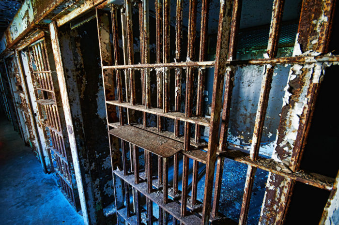 Walking through the halls of cells, many visitors can almost feel the frustration, rage and despair of former prisoners.