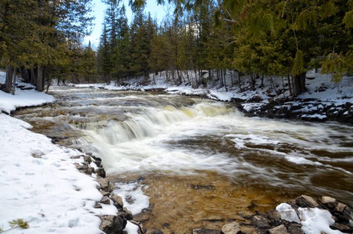 2. Ocqueoc Falls