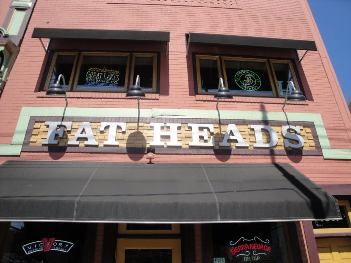 8. Fat Head's South Side Saloon - 1805 E. Carson St.; Pittsburgh, PA 15203