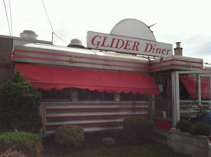 8. Glider Diner, Scranton
