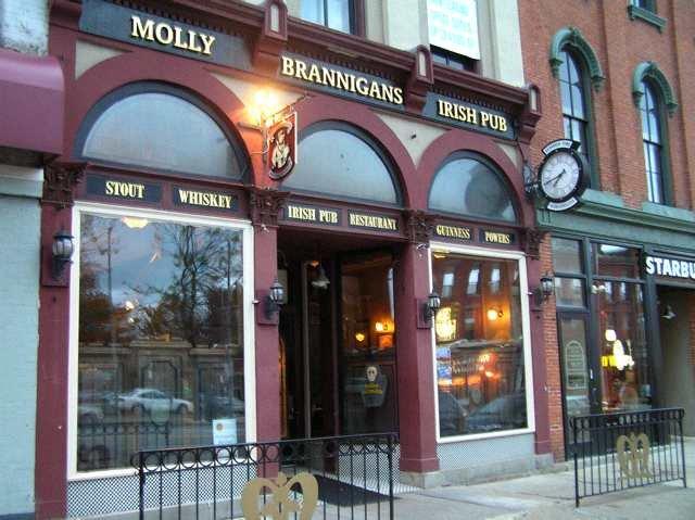 8. Molly Brannigan's Irish Pub & Restaurant, Erie