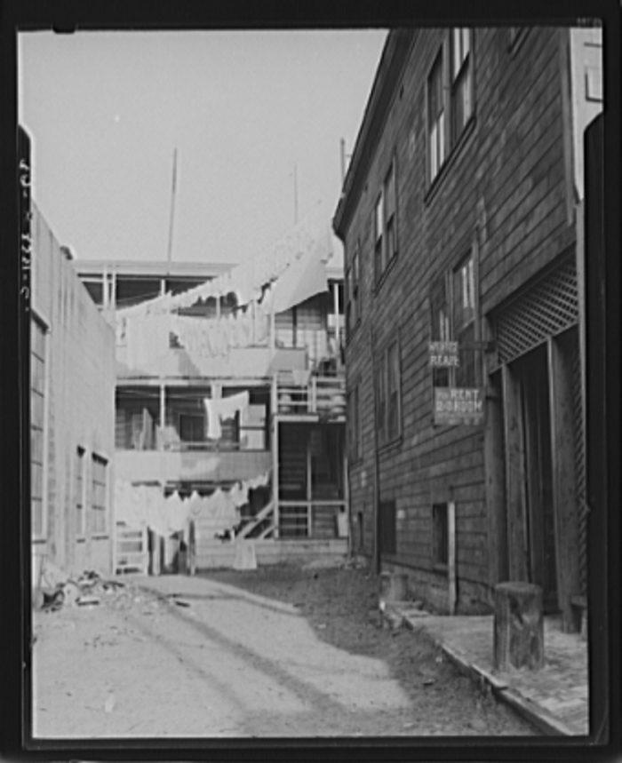 10. A slum in San Francisco.