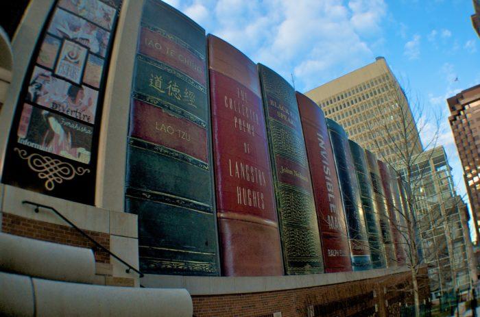 9. Kansas City's Community Bookshelf