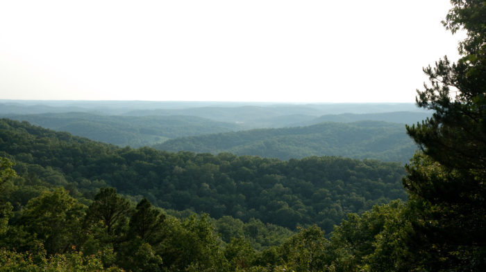 7. Glade Top Trail in Mark Twain National Forest – Ava