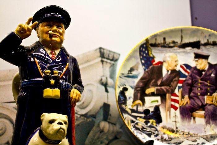 9. National Churchill Museum- Fulton, Mo.