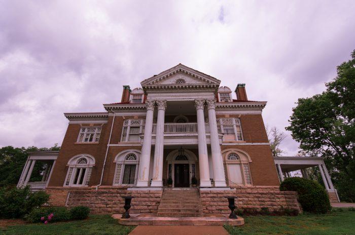 8. Rockcliffe Mansion - Hannibal, Mo.