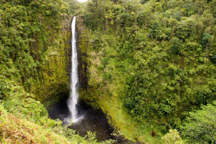 9. Akaka Falls