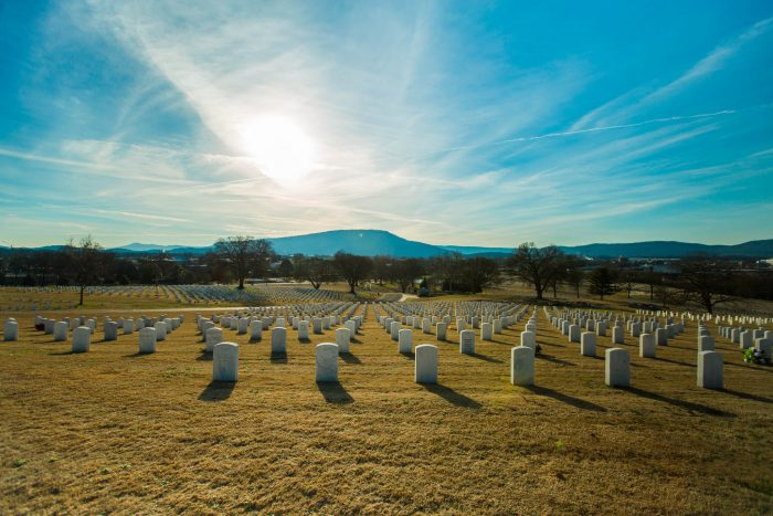 9. Chattanooga National Cemetery - Chattanooga