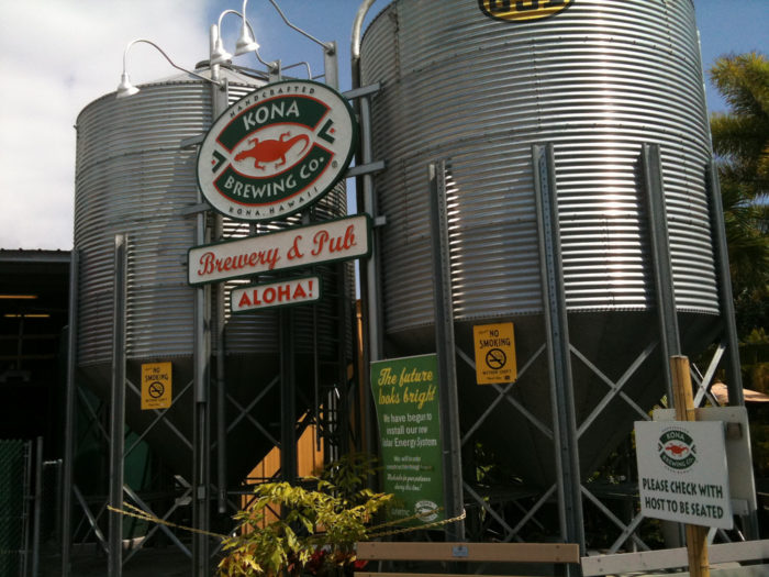 9. Coolest Adult Hangout: Kona Brewing Company
