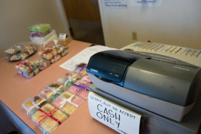 9. Not bringing cash.