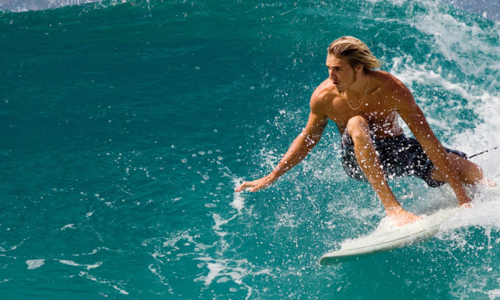 9. Territorial Surfers