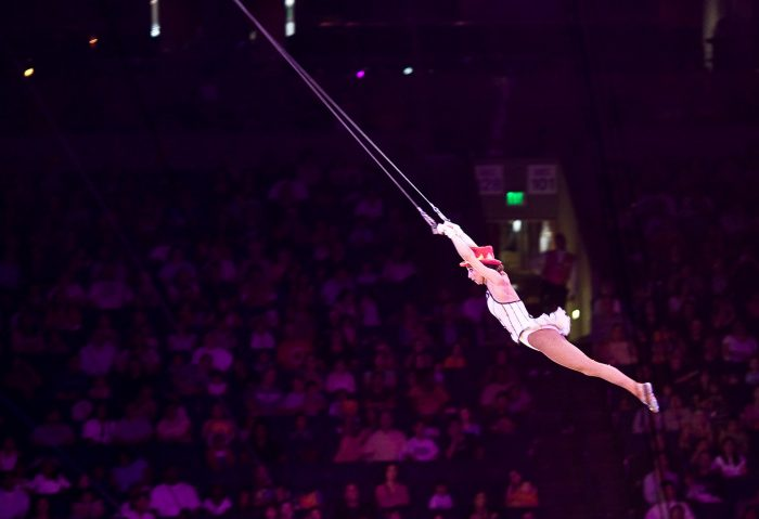 5. The Ringling Circus!