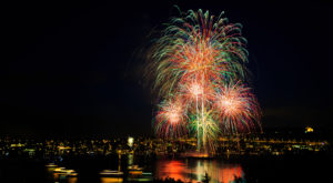 These Fireworks Displays In Washington Will Drop Your Jaw