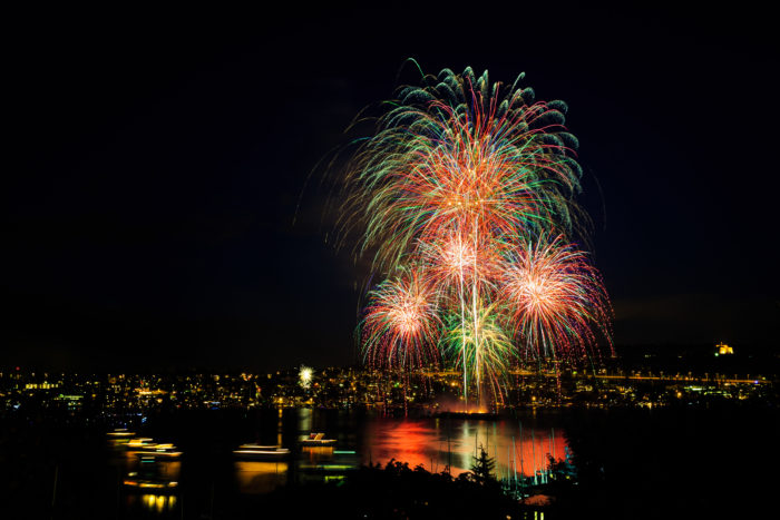 The Best Fireworks Displays In Washington In 2016 Cities