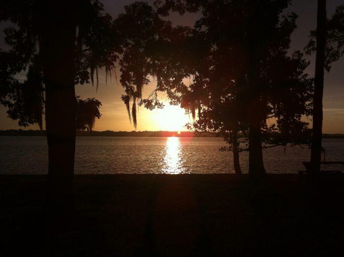 12. Lake Blackshear