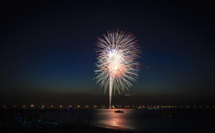 1. Stars & Stripes Explosion (Virginia Beach)