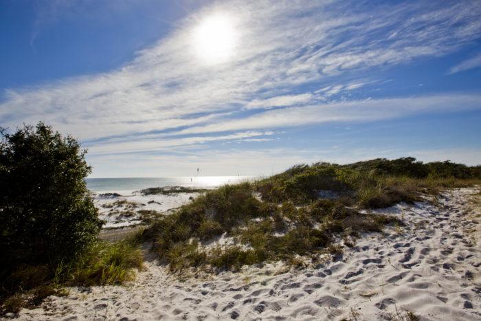 1. Gulf Islands National Seashore