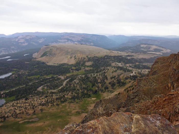 5. Bald Mountain Pass