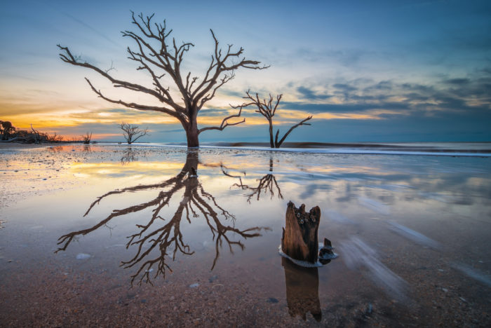 1. The untouched beauty of Botany Bay.