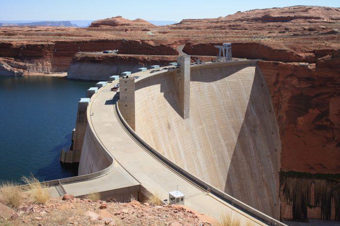 15. Visit Glen Canyon Dam.